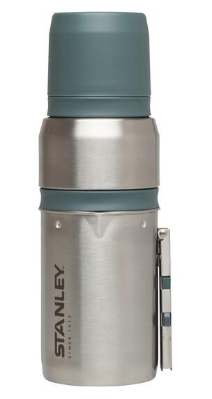 Stanley Mountain Drinkfles 500ml grijs/zilver